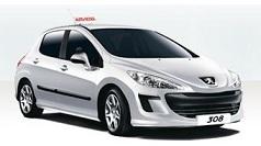 Photo voiture Peugeot 308