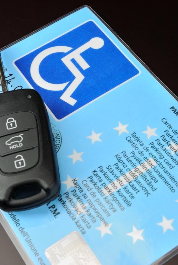 permis handicapé handicap conduire voiture
