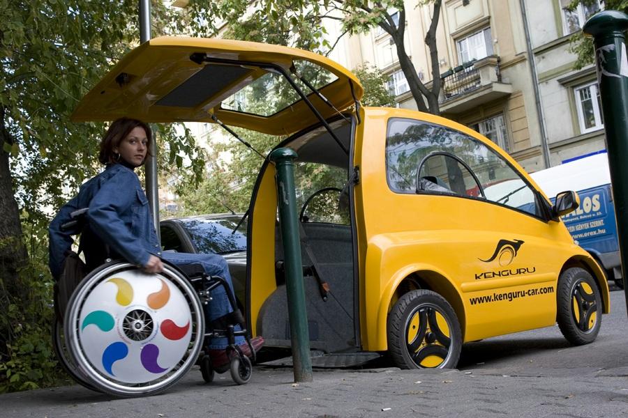 permis handicapé voiture